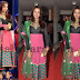 Sanjana Pink and Black Salwar