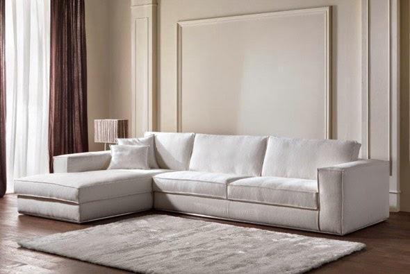 Divani e divani letto su misura aprile 2015 - Copridivano chaise longue su misura ...