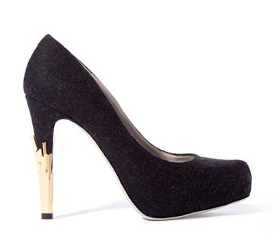 Jason Wu Shoes Collection for Fall Winter 2011-2012