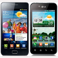 Which is better LG Optimus Black or Samsung Galaxy S II