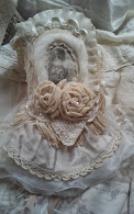 "My You Tube video of lace book ""Bridal Bouquet"""