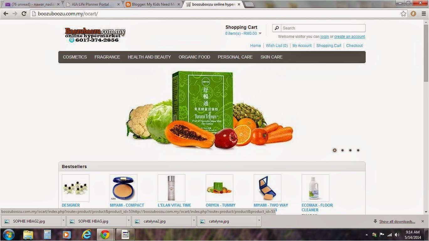 Boozuboozu Online Store