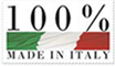 100% Custom Made In Italy
