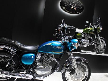Kawasaki Estrella 2014 Special Edition