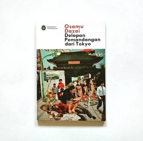DELAPAN PEMANDANGAN DARI TOKYO