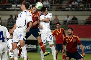 Spain U21 Soccer 2013
