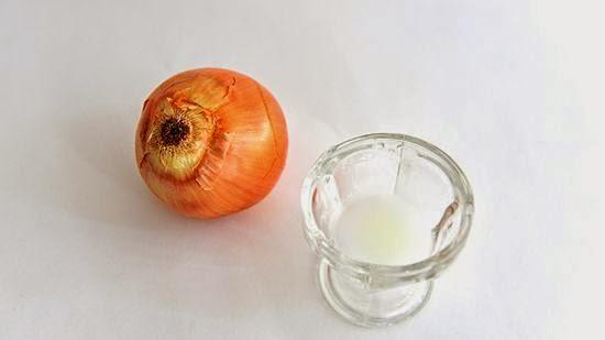 عصير البصل لتخفيف الوزن