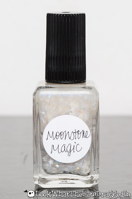 Lynnderella nail polish manicure Moonstone Magic