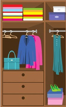 Decoracion interiores bebes dise ar y ordenar un armario - Como vestir un armario ...