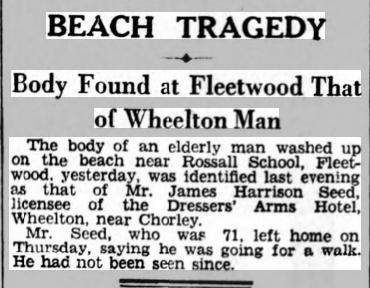 Lancashire Evening Post 17 April 1937