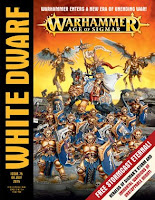 White Dwarf Weekly número 75 de julio