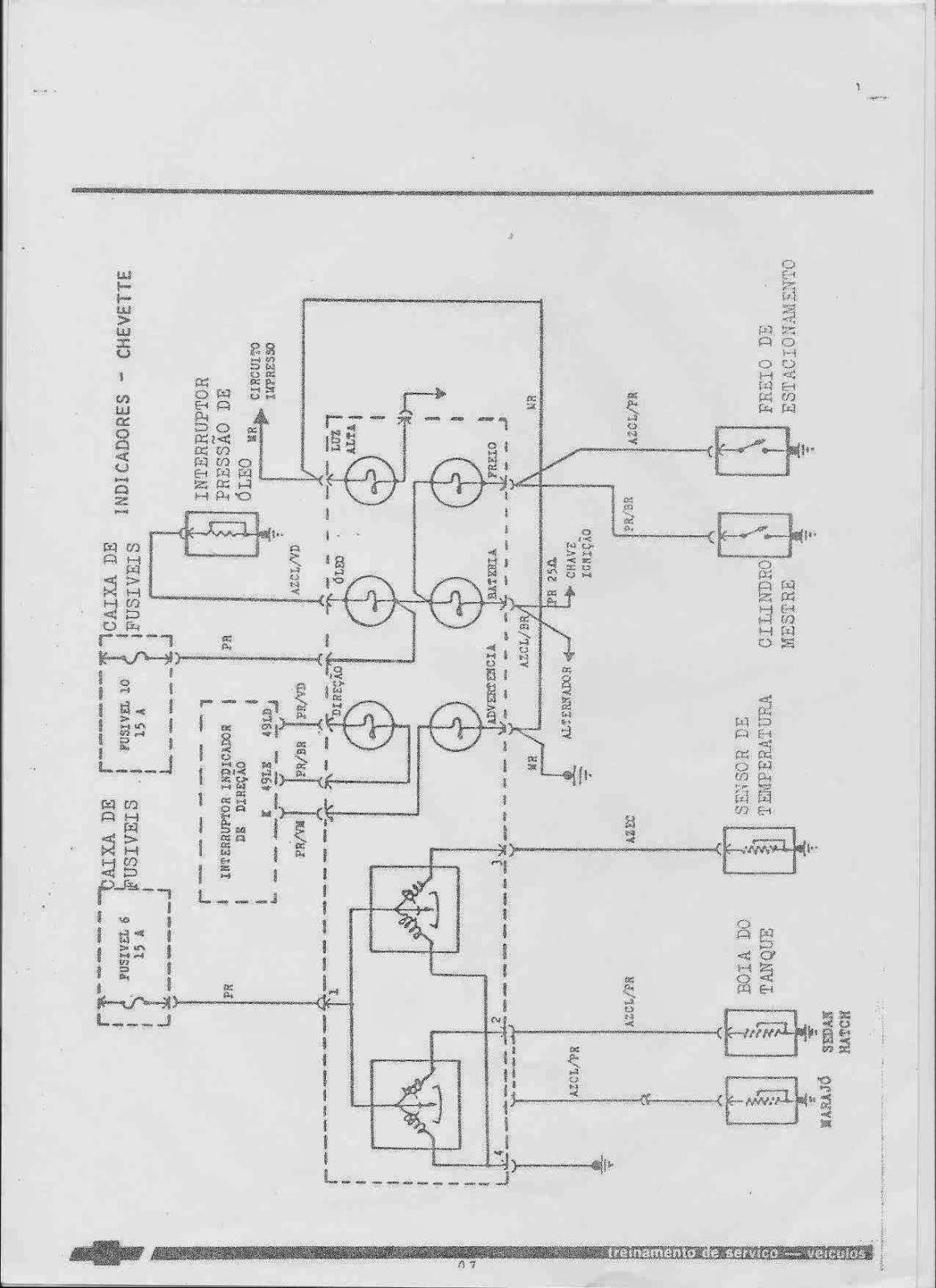 ep inje o eletr nica esquema el trico do chevette rh correntecontinuaautomotiva blogspot com Dibujo De Alternador Alternador De Auto