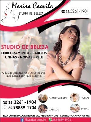 STUDIO DE BELEZA MARISA