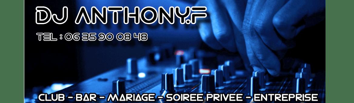 DJ Anthony.F