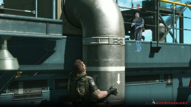 Metal Gear Solid V The Phantom Pain Screenshot 3