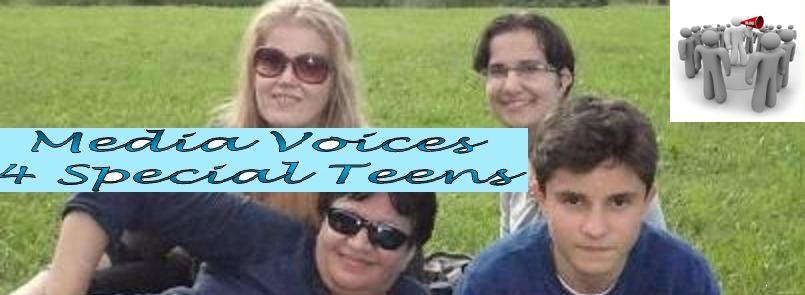 Media  Voices 4 Special Teens