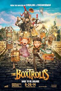 The Boxtrolls Poster