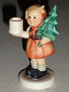 """Girl With Fir"" Hummel #116"
