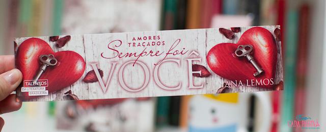 [Parceria] Ana Lemos | Trilogia Amores Traçados