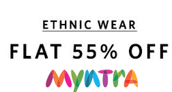 Women Ethenic wear Sale || Flat 55% off || Starting from Rs 179 || Valid till 4 PM Today