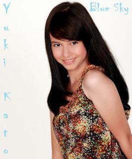 Biodata Yuki Kato - Artis Cantik Muda Indonesia | Saraung Blue Skyyuki kato cantik