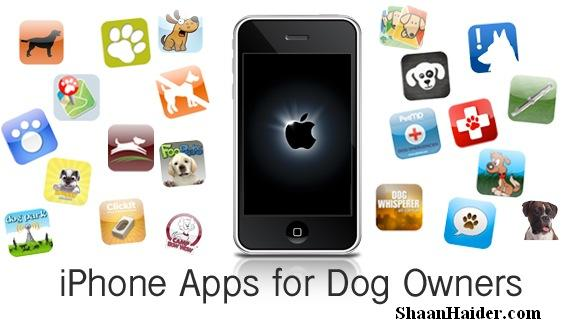 4 iPhone Apps That Dog Owners Should Consider