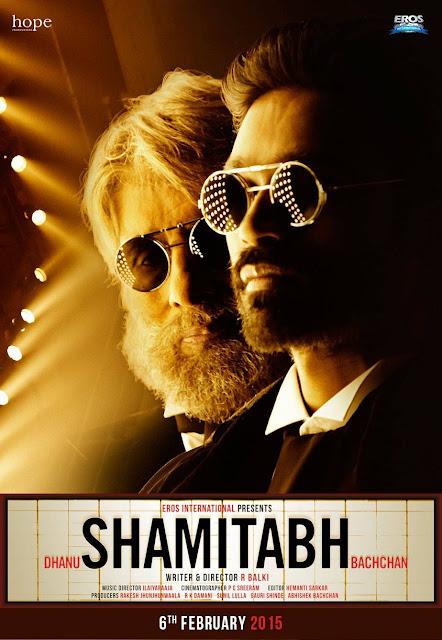 Shamitabh (2015) ταινιες online seires xrysoi greek subs