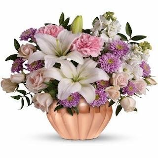 Send Anniversary Flowers