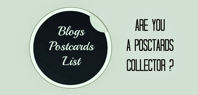Postcrossing Blog List by Cleo