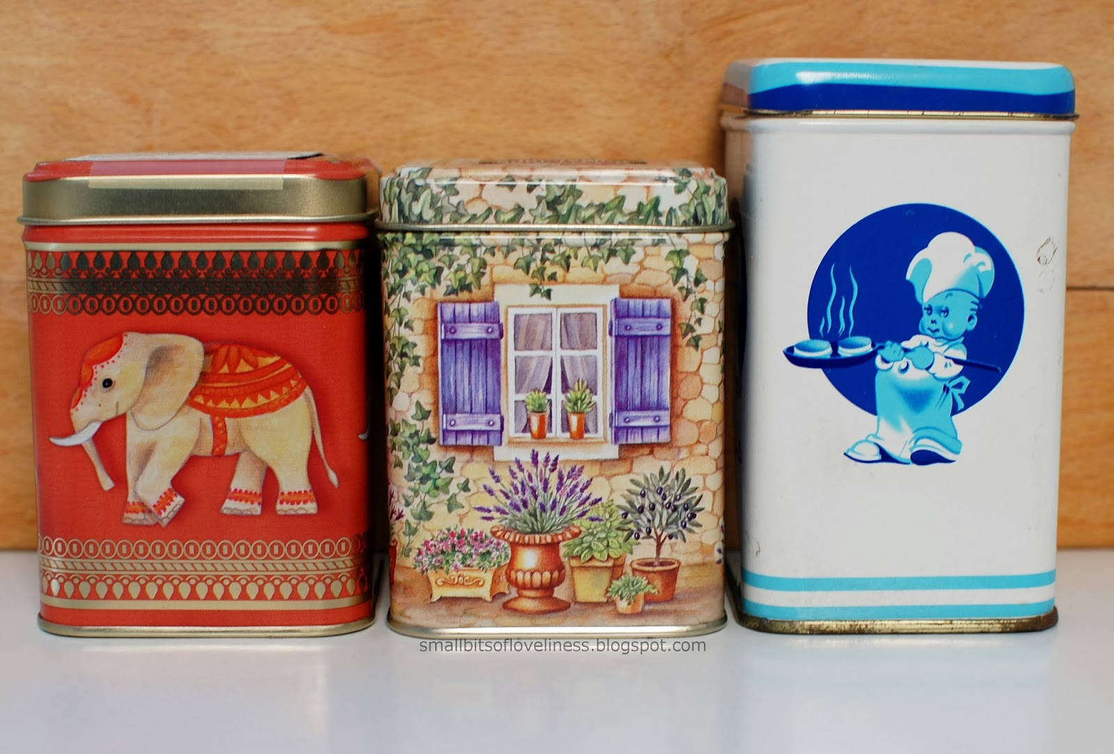 Šatulje za čaj