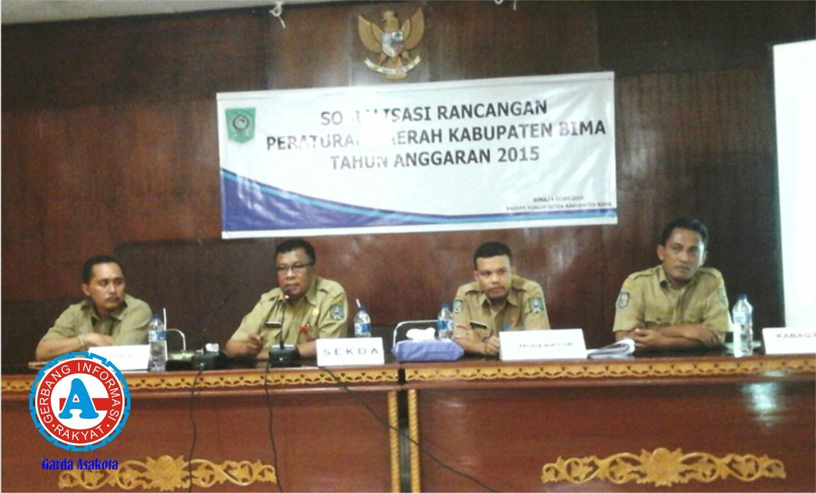 Draft Ranperda Tatacara Pilkades Disosialisasikan