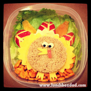 thanksgiving kids lunch