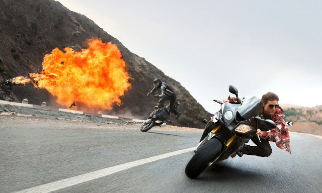 Mission Impossible 5: Rogue Nation - OFFICIAL TRAILER