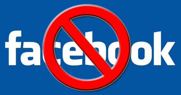 Facebook irá banir usuários