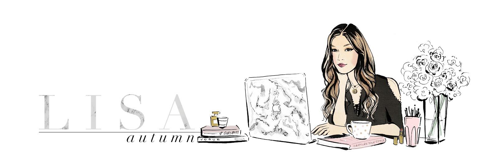 LISA ╳ AUTUMN