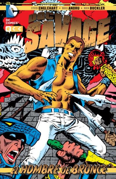 Doc Savage Hombre Bronce