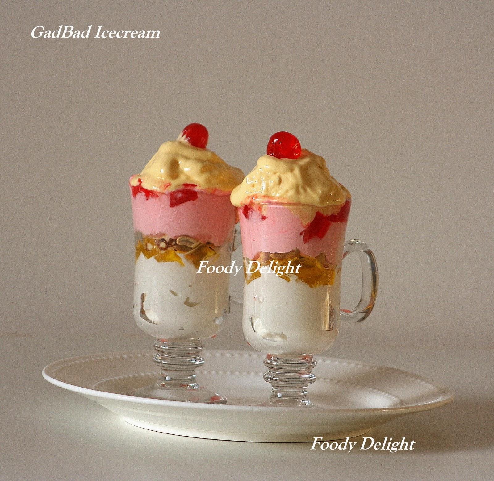 Foody delight gadbad icecream a special icecream of karnataka gadbad icecream a special icecream of karnataka ccuart Choice Image