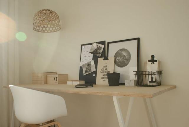 vaneri työpöytä, house doctor, mayn kori, vanerilaatikot, säilytys, broste