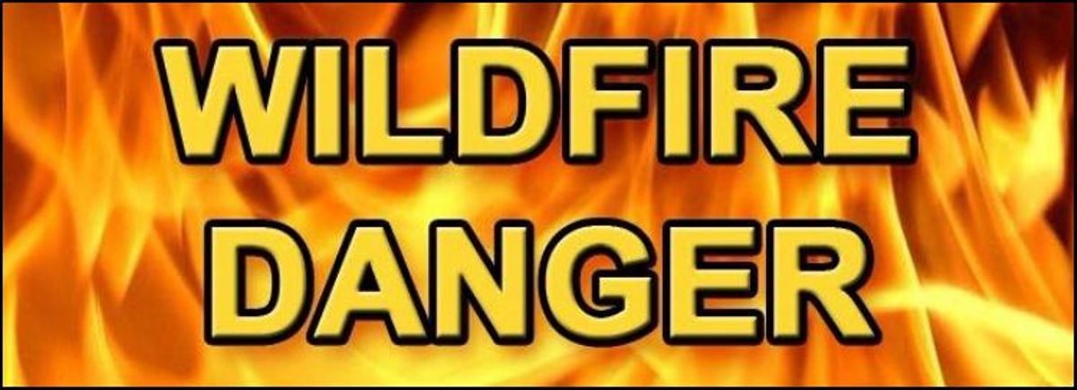 Wildfire Danger Today