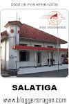 Foto kantor pos Salatiga