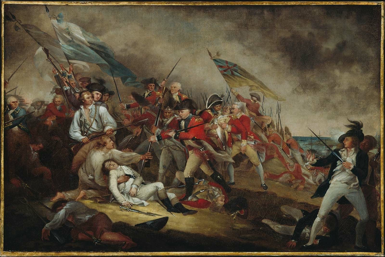 patriot vs loyalist essay
