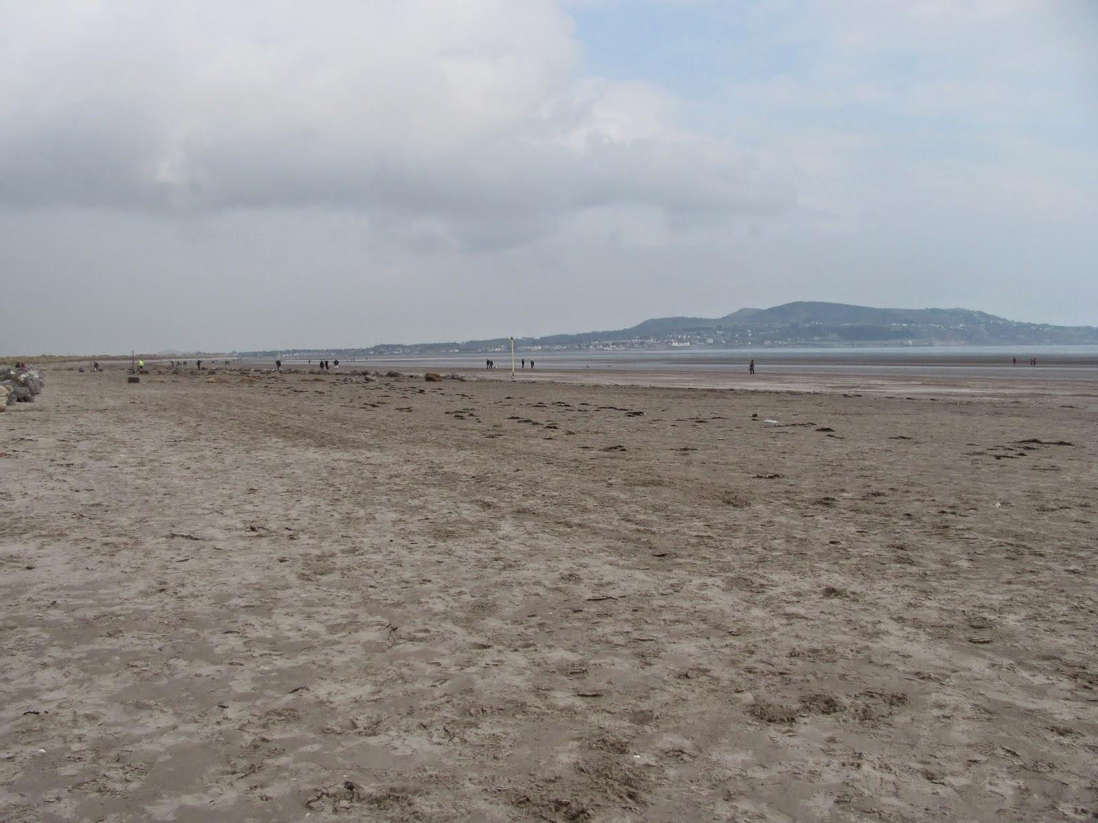 Dollymount Strand on North Bull Island