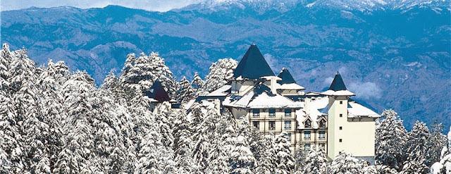 Wildflower Hall - Luxury Hotels in Shimla