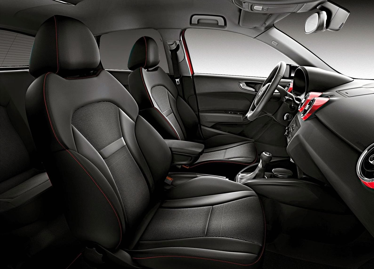 Audi A1 Amplified 2012 Full-screen 1080p Wallpaper