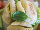 تغريفت أو بتبوت/Sandwich Breads / Moroccan Mini-Toghrift or Mini-Batboot or Moroccan Pitta / Mini-T