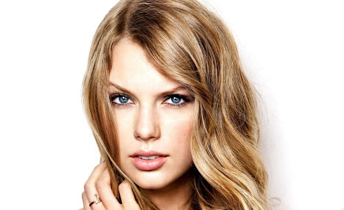 Taylor Swift Singer Wallpapers Red Lips