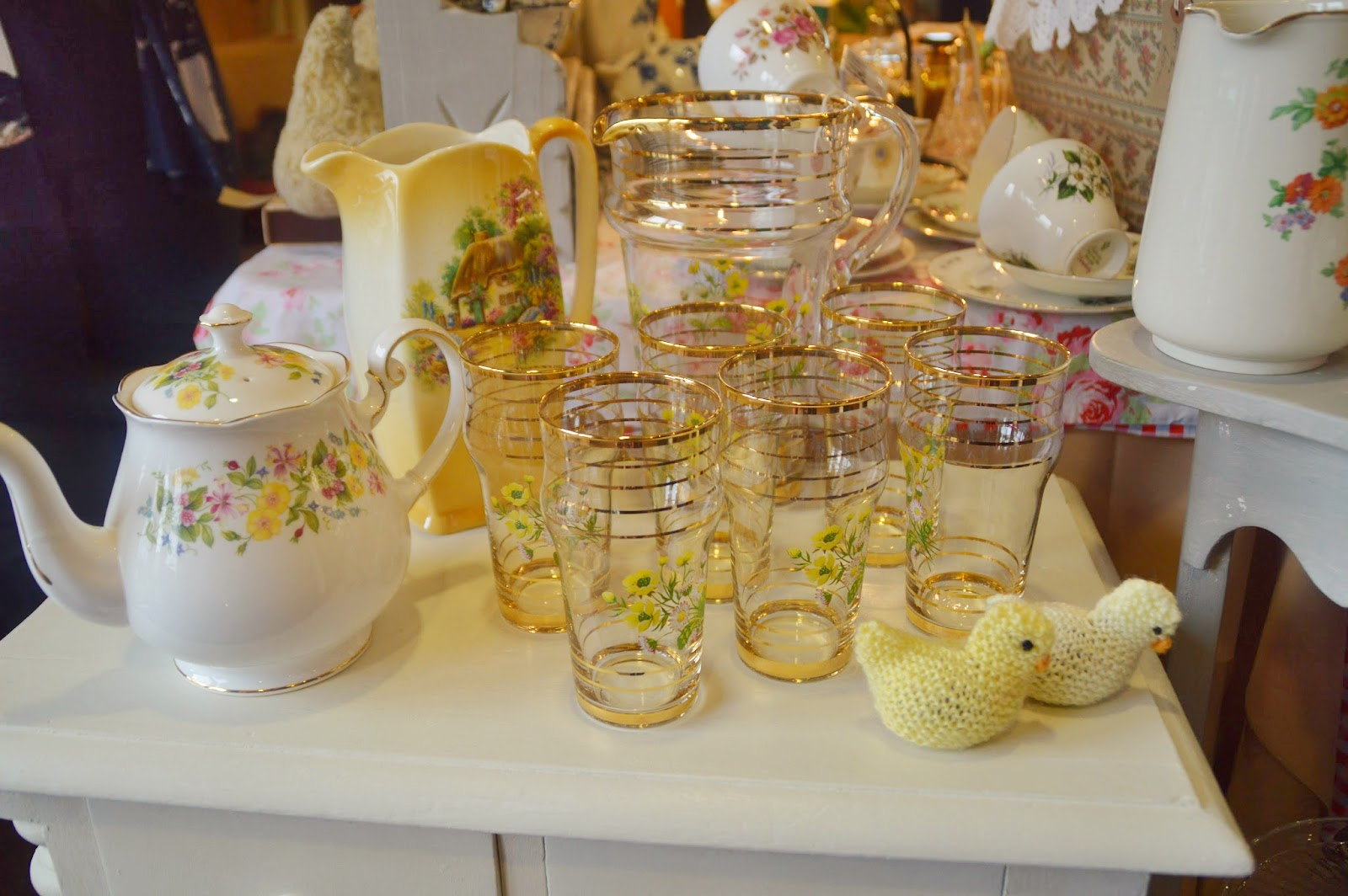 Narberth Vintage Home and Fashion Fayre 2015