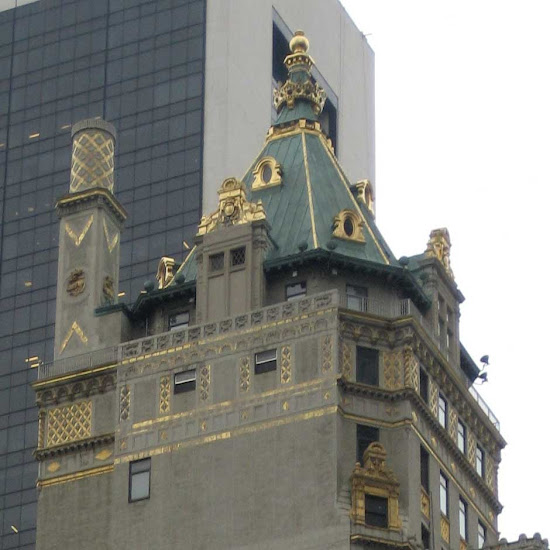 Crown Building Crown - At 5th Ave. & 57th St.