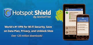 Android Hotspot Shield VPN Full Apk İndir
