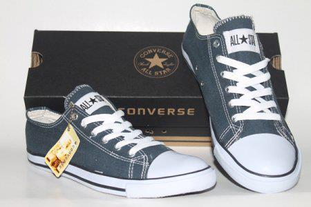 Sepatu Converse Dongker